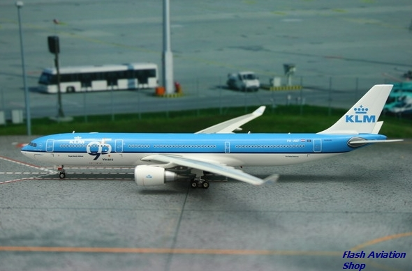 Image not found :Airbus A.330-300 KLM