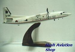 Image not found :Fokker 50, KLu U-06 (civil scheme)
