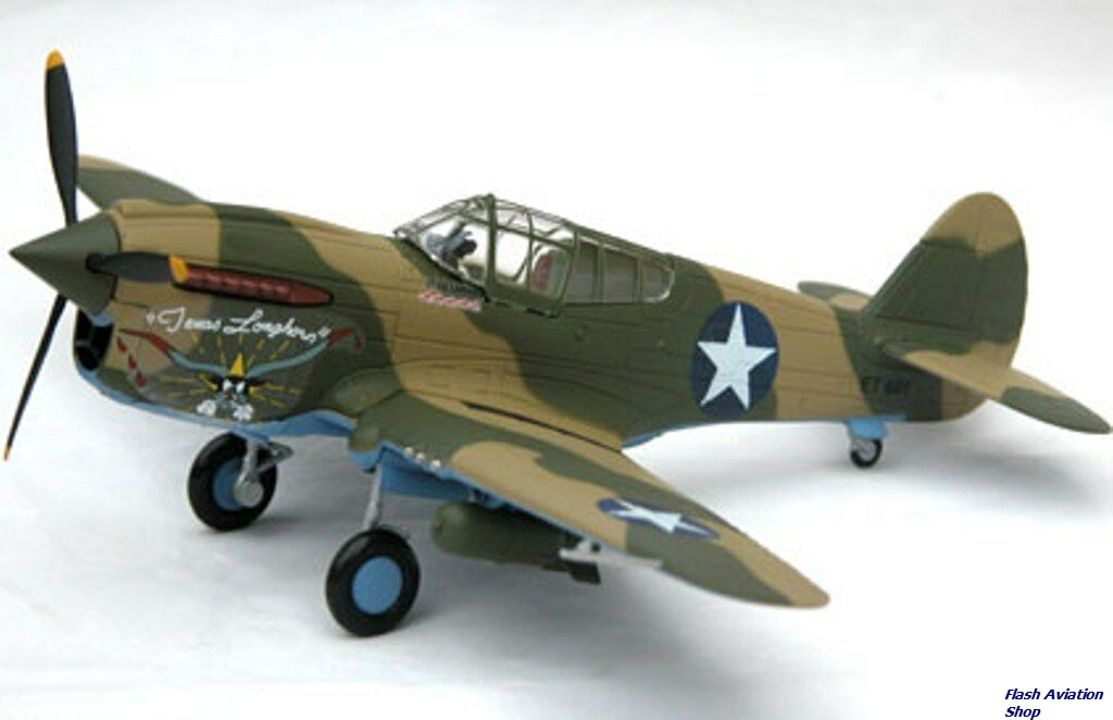 Image not found :P-40E Warhawk USAAF- 9FS-49FG