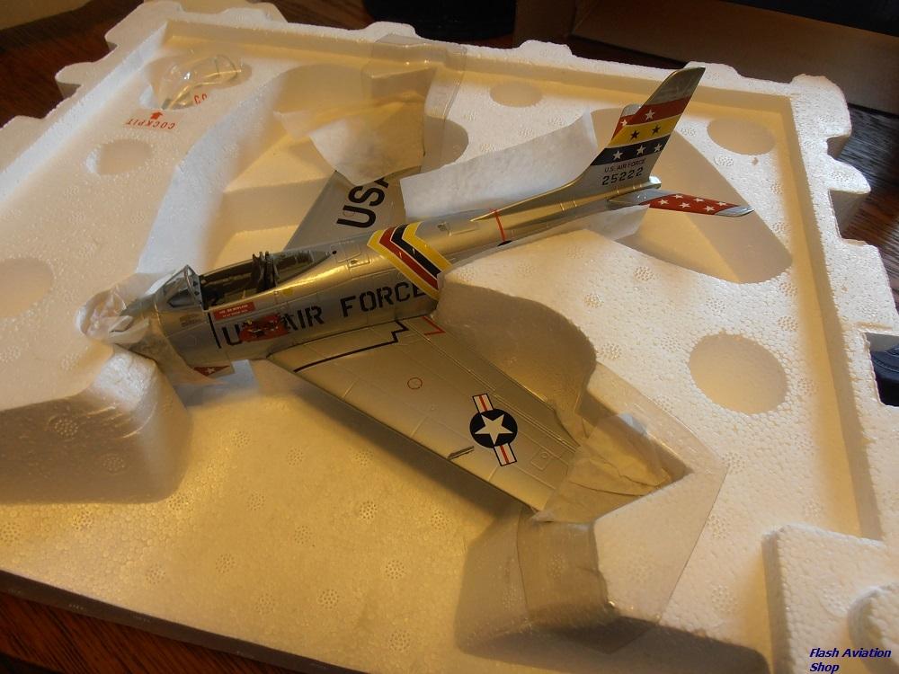 Image not found :F-86F Sabre USAF 25222