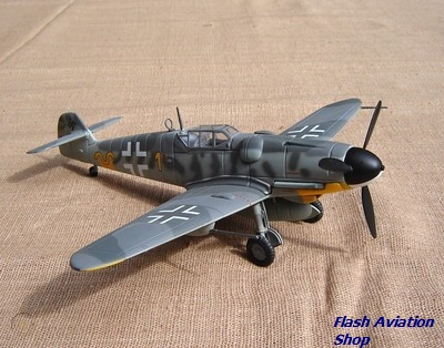 Image not found :Bf.109F Yellow 1