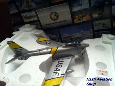 Image not found :F-86 Sabre USAF Jolly Roger