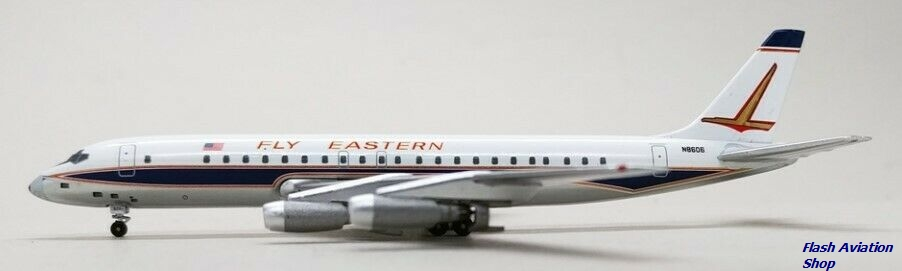 Image not found :Fly Eastern Airlines DC-8-21 N8606