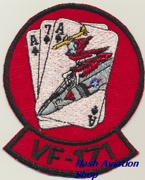Image not found :VF-171 (F-4 on playcards)