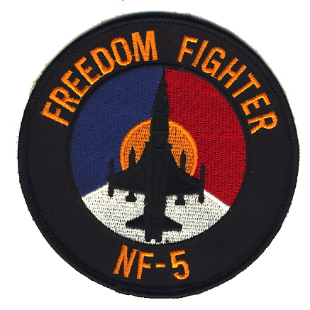 Image not found :Freedom Fighter - NF-5 (Roundel)