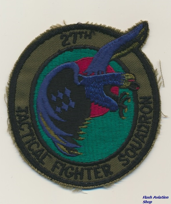Image not found :27th Tactical Fighter Squadron (TD)