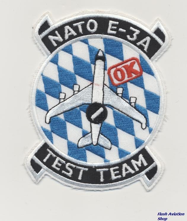 Image not found :NATO E-3A, Test Team 'OK'