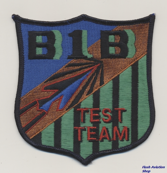 Image not found :B1B Test Team