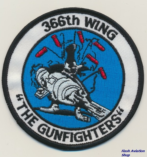 Image not found :366th Wing, 'the Gunfighters' (Spooky)