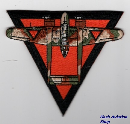 Image not found :(Fokker G-1 upooer silhouette in Orange triangle)
