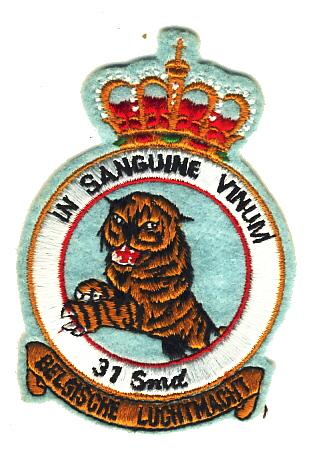 Image not found :31 Smd Belgische Luchtmacht