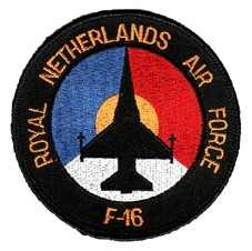 Image not found :Royal Netherlands Air Force, F-16