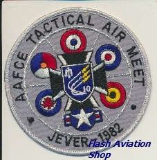 Image not found :AAFCE Tactical Air Meet, Jever - 1982