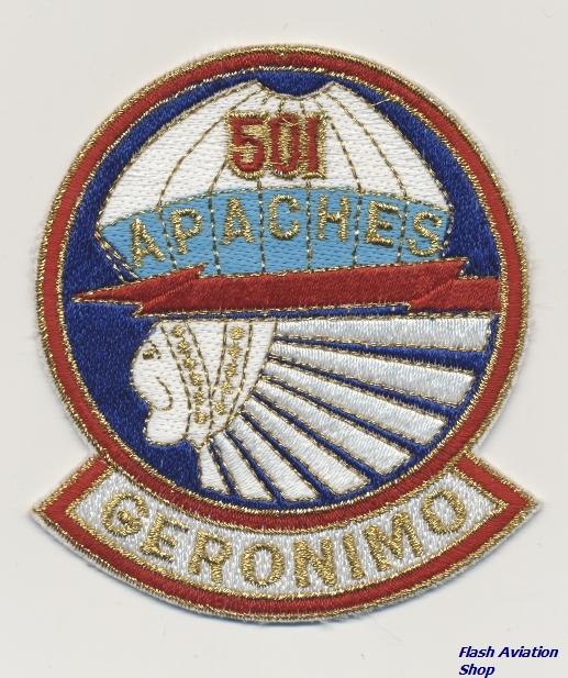 Image not found :501 Apaches, Geronimo