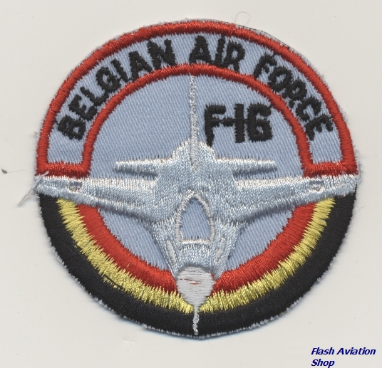 Image not found :Belgian Air Force, F-16