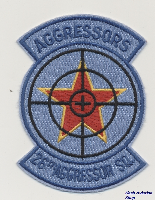 Image not found :26th Aggressor Sq, Aggressors (blue)