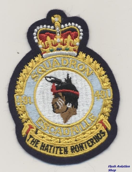 Image not found :431 Squadron Escadron,