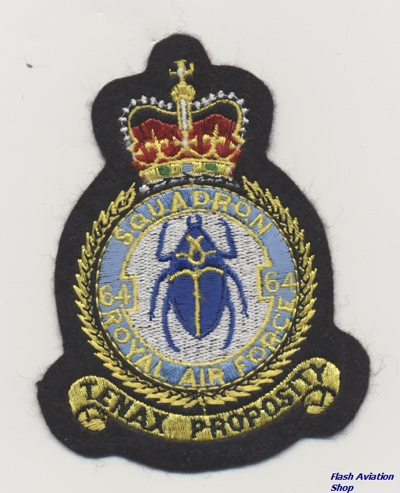 Image not found :64 Squadron Royal Air Force,