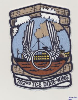 Image not found :702nd TCS Dixie-Wing (15 cm)