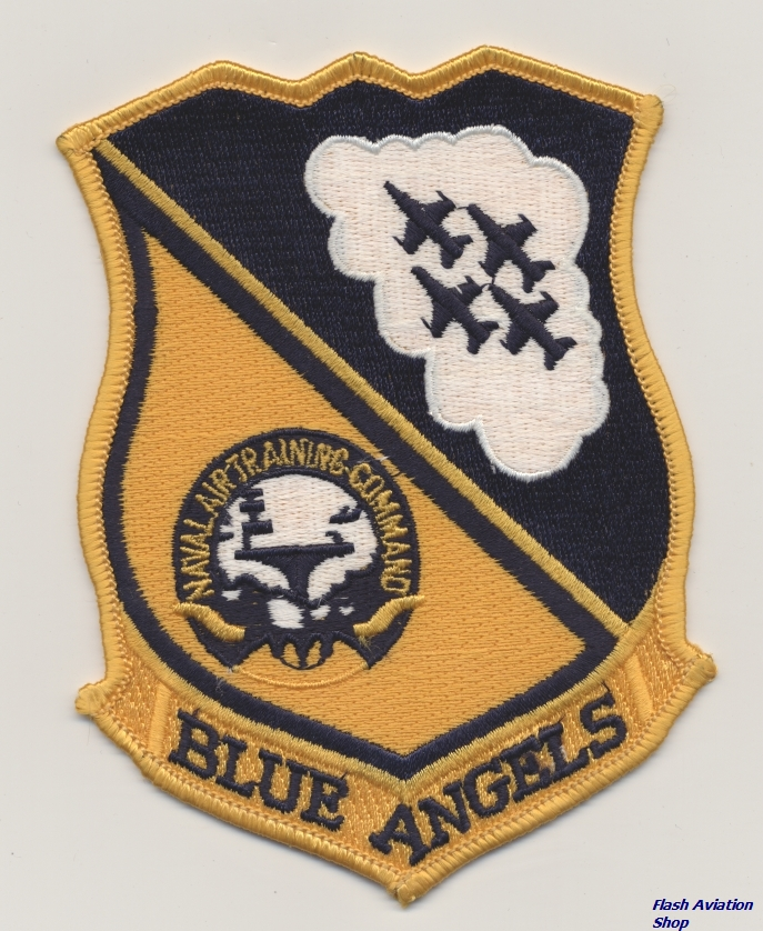 Image not found :Blue Angels, Naval Air Training Command (13cm)