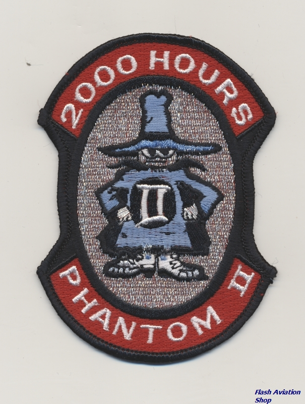 Image not found :2000 hours, Phantom II (red)