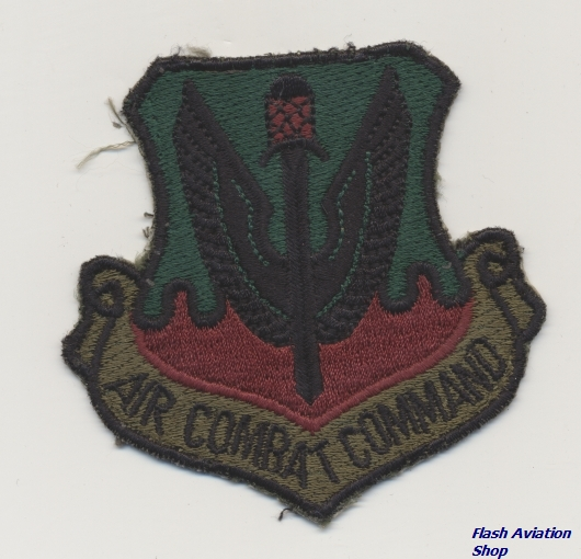 Image not found :Air Combat Command (TD, dark back)