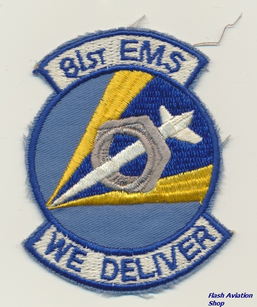 Image not found :81st EMS, We Deliver