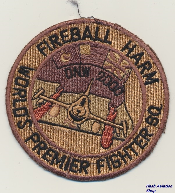 Image not found :Fireball Harm, World's Premier Figther Sq, Own 2000 (Desert)