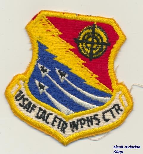 Image not found :USAF Tac Ftr Wpns Ctr
