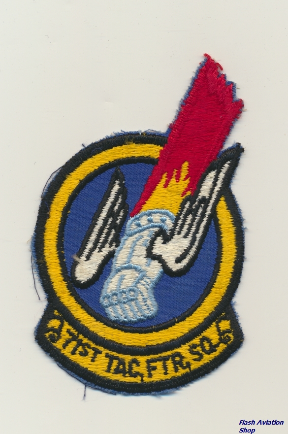 Image not found :71st Tac Ftr Sq