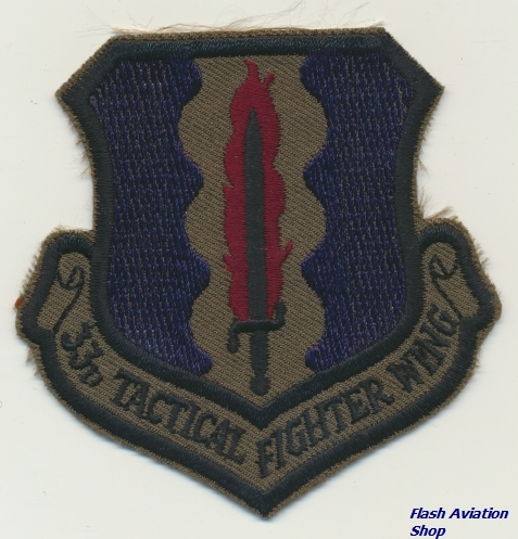 Image not found :33rd Tactical Fighter Wing (TD)