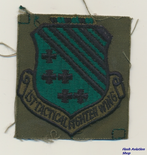 Image not found :1st Tactical Fighter Wing (TD, square background)
