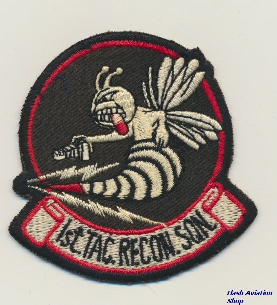 Image not found :1st Tac Recon Sqn (8,5cm, light/faded yellow)