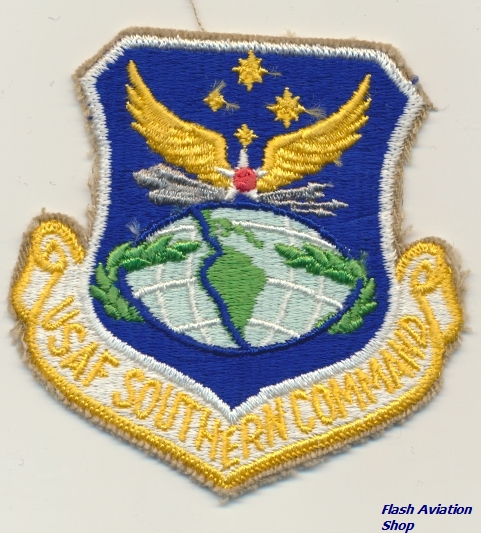 Image not found :USAF Southern Command