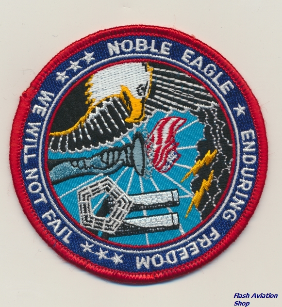 Image not found :Mibile Eagle, Enduring Freedom, We Will not Fall