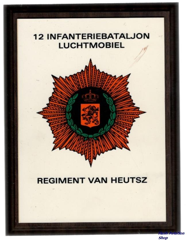 Image not found :12 Infanteriebataljon Luchtmobiel, Regiment van Heutsz