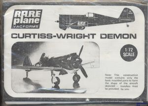 Image not found :Curtiss Wright CW-21 Demon