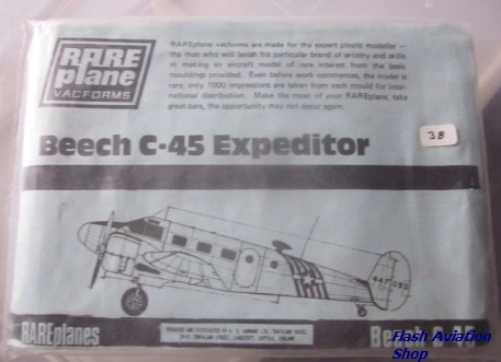 Image not found :Beech C-45 Expeditor
