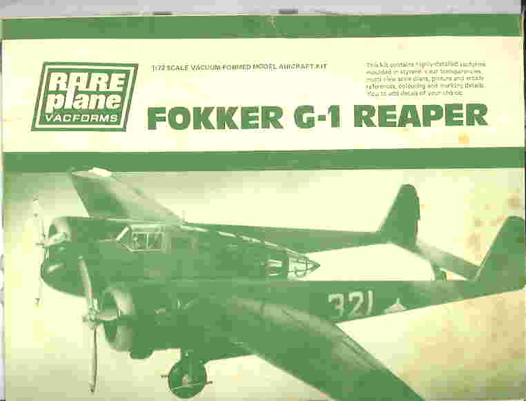 Image not found :Fokker G.1 (*+#)