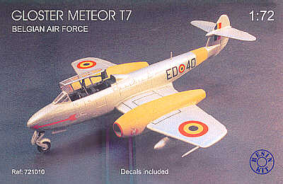 Image not found :Gloster Meteor T7