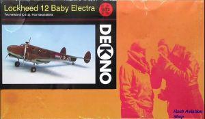 Image not found :Lockheed 12 Baby Electra