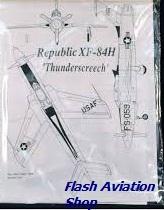 Image not found :Republic XF-84H Thunderscreech