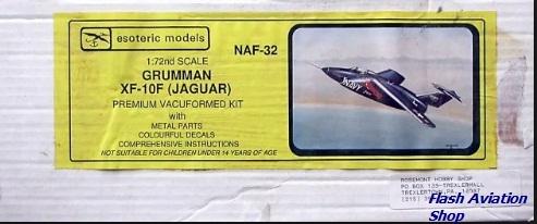Image not found :Grumman XF-10F (Jaguar)