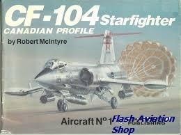 Image not found :CF-104 Starfighter
