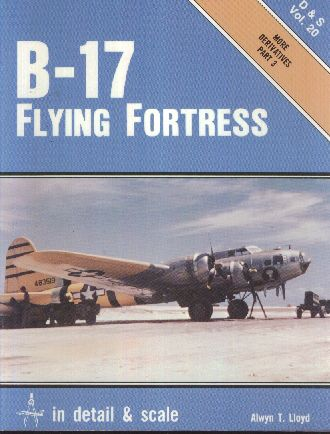 Image not found :Boeing B-17 (part 3 more derivatives)