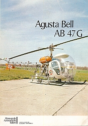 Image not found :Agusta Bell 47G