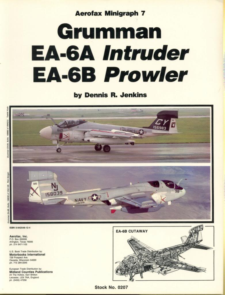 Image not found :Grumman EA-6A Intruder / EA-6B Prowler