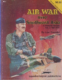Image not found :Air War over South East Asia, Vol.2 1967-1970