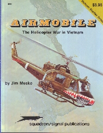 Image not found :Airmobile, The Helicopter War in Vietnam