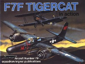 Image not found :F7F Tigercat in action (1987)